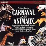 Saint-Saens - Carnival Des Animaux cd musicale di ARGERICH