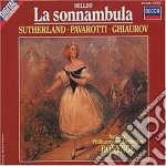 LA SONNAMBULA/PAVAROTTI cd musicale di SUTHERLAND-PAVAROTTI/BONYNGE