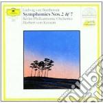 Beethoven - Sinf. 6 Fant. Corale - Abbado cd musicale di Karajan