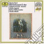 Maurice Ravel - Conc. Pf N. 2/gaspard - Argerich cd musicale di Argerich