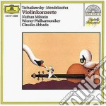 Tchaikovsky / Mendelssohn - Violin Concertos - Abbado / Milstein cd musicale di MILSTEIN NATHAN/ABBADO CLAUDIO