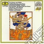 Weber - Invito Alla Danza - Karajan cd musicale di Karajan