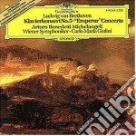 Beethoven - Conc.pf N.5 - Michelangeli cd musicale di BEETHOVEN