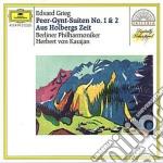 Grieg - Peer Gynt Suites Nos.1 & 2 - Von Karajan cd musicale di Edvard Grieg
