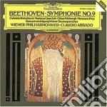 Beethoven - Sinf. N. 9 - Abbado/wp cd musicale di ABBADO/WP