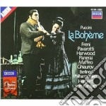 LA BOHEME/PAVAROTTI-FRENI/KARAJAN cd musicale di PAVAROTTI-FRENI-MAFFEO/KARAJAN