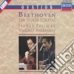 SON. VL/PF ASHKENAZY cd musicale di BEETHOVEN