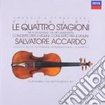 Vivaldi - Le Quattro Stagioni - Accardo cd musicale di VIVALDI