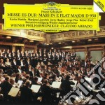 Schubert - Mass In E Flat Major D950 - Claudio Abbado cd musicale di Franz Schubert