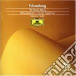 Schoenberg - Op. Pf - Pollini cd musicale di Arnold Schonberg