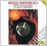 Mahler - Symphony No.5 - Bernstein cd musicale di Leonard Bernstein