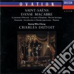 Dutoit - Danza Macabra cd musicale di SAINT SAENS