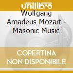 Mozart - Musica Massonica - Kertesz cd musicale di Kertesz