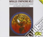 BERNSTEIN SINF. N. 3 cd musicale di SINF. N. 3