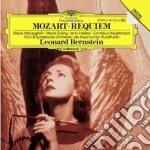 Mozart - Bernstein - Requiem cd musicale di L. Bernstein