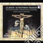 PASSIONE MATTEO GARDINER cd musicale di Gardiner