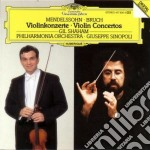 Mendelssohn / Bruch - Conc. Vl. - Shaham/Sinopoli cd musicale di SHAHAM/SINOPOLI