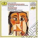 De Falla - El Sombrero De Tres Picos - Ozawa cd musicale di DE FALLA MANUEL