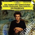Liszt - Sonata Si Minor - Pogorelich cd musicale di LISZT