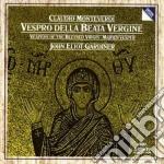 VESPRI GARDINER cd musicale di Claudio Monteverdi