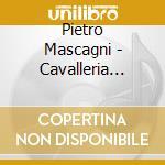 Mascagni - Cavalleria Rusticana - Sinopoli / Domingo cd musicale di MASCAGNI