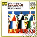 Shostakovich - Sinf. N. 10 - Karajan cd musicale di Karajan