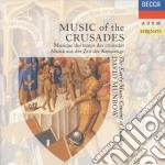 MUSICA DELLE CROCIATE cd musicale di AUTORI VARI