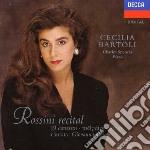 Cecilia Bartoli - Rossini Recital cd musicale di Cecilia Bartoli