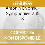 SINF. N. 7/8 DOHNANYI cd musicale di DVORAK