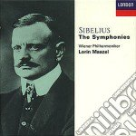 SIBELIUS-THE SYMPHONIES cd musicale di MAAZEL/WP