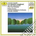 Vivaldi - Le Quattro Stagioni - Abbado/Kremer cd musicale di Claudio Abbado