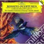 Rossini - Ouvertures - Abbado cd musicale di Claudio Abbado