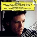 Mahler - Kindertoten - Bernstein cd musicale di BERNSTEIN