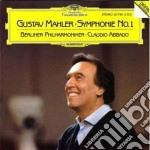 Mahler - Sinf. N. 1 - Abbado cd musicale di MAHLER