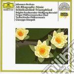 Brahms - Altrhapsodie / Schicksalslied / Triumphlied - Sinopoli cd musicale di Sinopoli