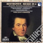 Gardiner - Messa Do Magg. cd musicale di BEETHOVEN