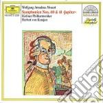 Mozart - Sinf. N. 40/41 - Karajan cd musicale di VON KARAJAN HERBERT