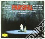 PARSIFAL/PIERRE BOULEZ cd musicale di BOULEZ