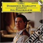 Scarlatti - Sonate - Pogorelich cd musicale di SCARLATTI