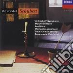 Classical - Curzon - World Of Schubert cd musicale di VARI