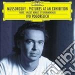 Mussorgsky - Quadri - Pogorelich cd musicale di POGORELICH