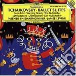 BALLET SUITES cd musicale di TSCHAIKOWSKY