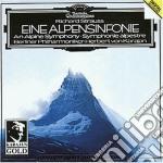 Strauss R. - Sinf. Alpi - Karajan cd musicale di VON KARAJAN HERBERT