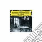 Rachmaninov - Piano Concertos Nos. 2 & 3 - Zilberstein cd musicale di Claudio Abbado