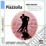 Piazzolla - Adios Noninos/histoire Du - Desiderio/gallois cd musicale di Desiderio/gallois