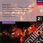 GALANTA/SINF./CONC. cd musicale di DORATI