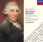 THE PIANO SONATAS cd musicale di MCCABE