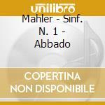 SINF. N. 1 cd musicale di Gustav Mahler