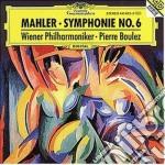 Mahler - Sinf. N. 6 - Boulez cd musicale di MAHLER