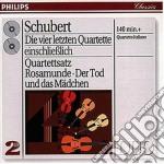GLI ULTIMI 4 QUART. cd musicale di It. Quartetto